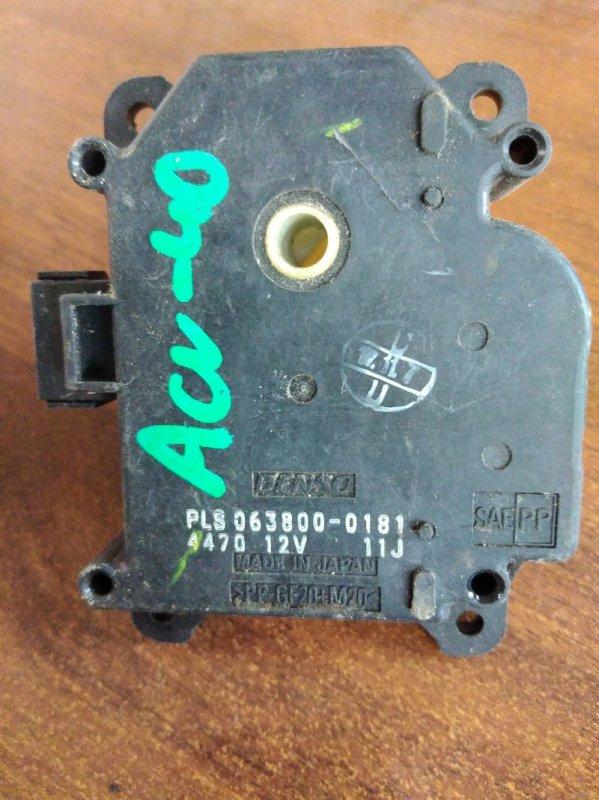 Сервопривод Toyota Rav 4 ACA31 2AZ-FE 2006