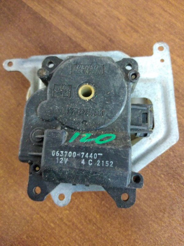 Сервопривод Toyota Corolla NZE121 1NZ-FE 2001
