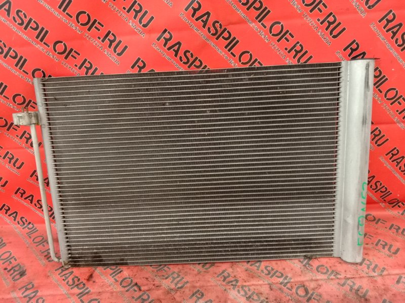 Радиатор кондиционера Bmw 5-Series E60 N52B25 2005