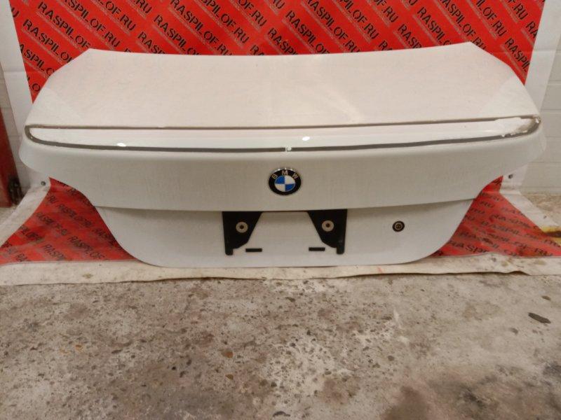 Крышка багажника Bmw 5-Series E60 N52B25 2005