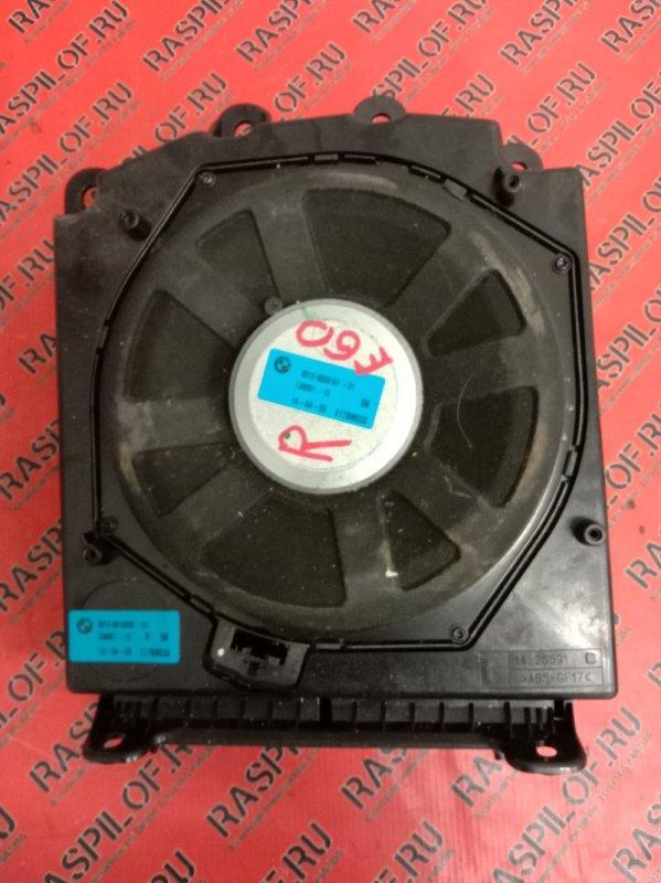 Динамик Bmw 5-Series E60 N52B25 2005 правый