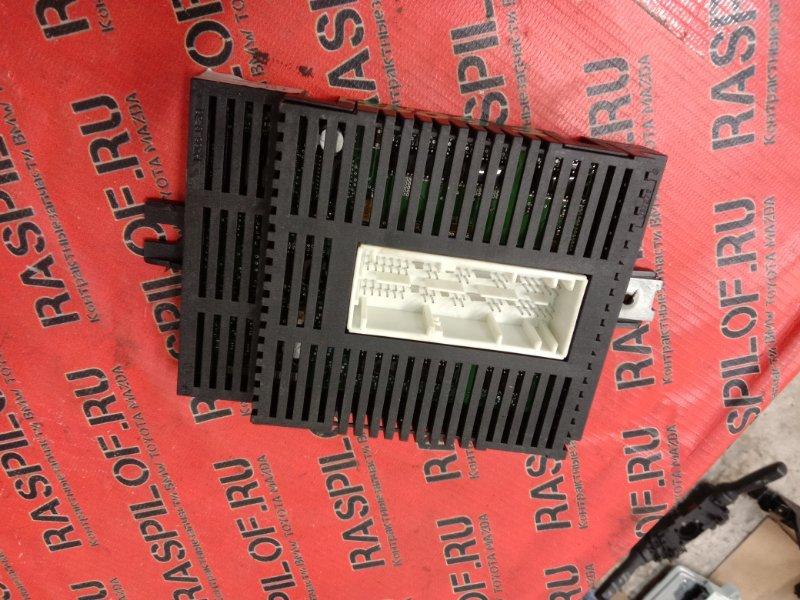 Блок управления светом Bmw 5-Series E60 N52B25 2005