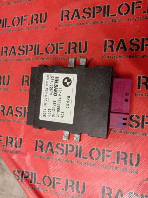 Блок управления топливным насосом Bmw 5-Series E60 N52B25 2005
