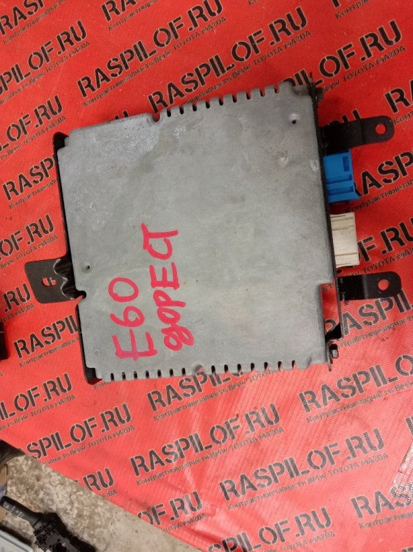 Блок управления Bmw 5-Series E60 N52B25 2005