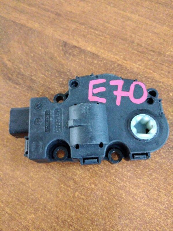 Привод заслонок отопителя Bmw X5-Series E70 N52B30 2007