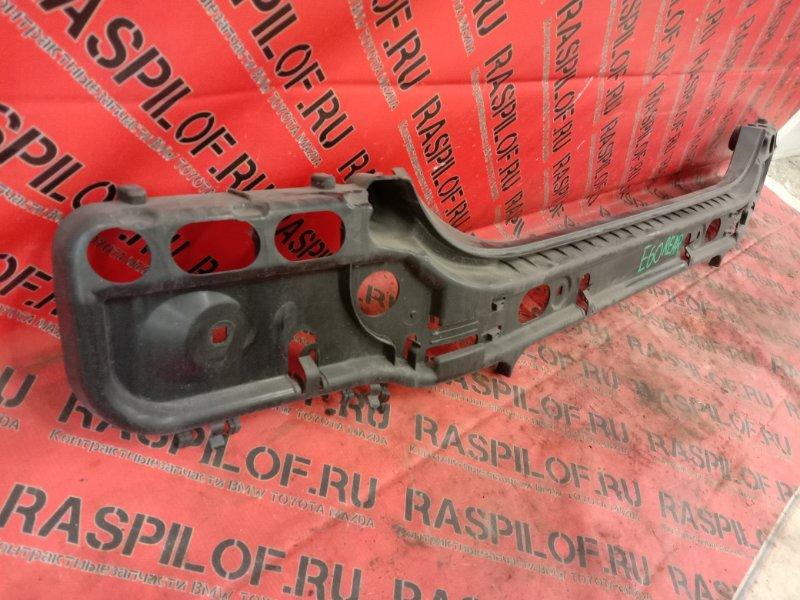 Усилитель бампера Bmw 5-Series E60 N52B25 2005 задний
