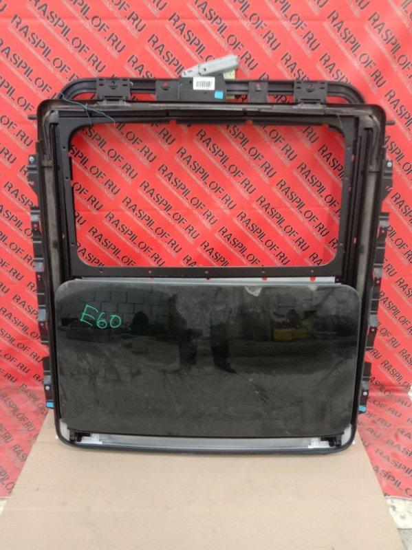 Люк Bmw 5-Series E60 N52B25 2005