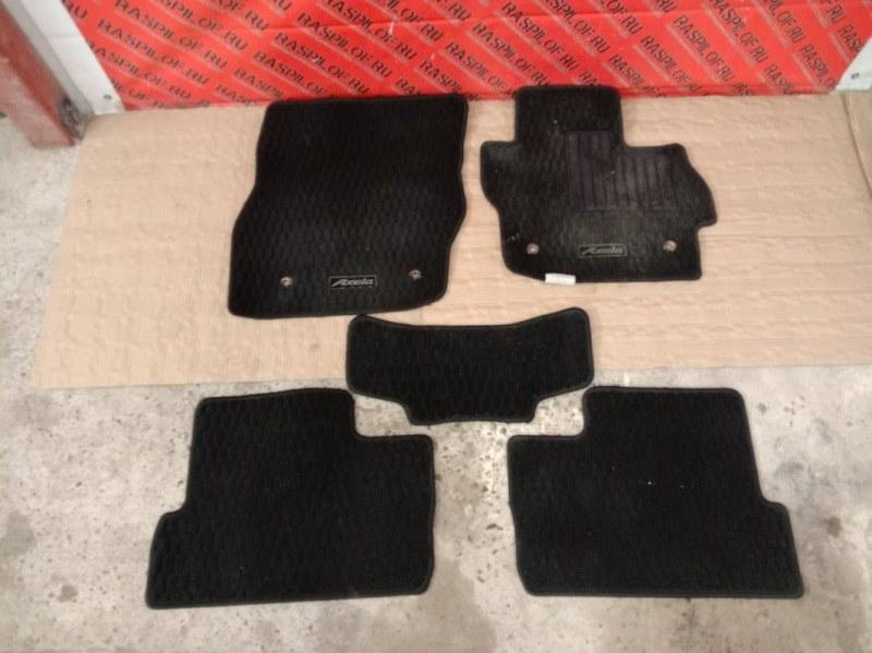 Коврики в салон Mazda Axela BLEFW LF-VDS 2009