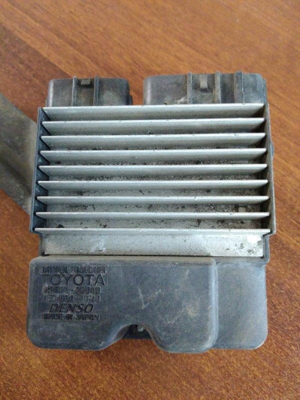 Блок управления топливным насосом Toyota Avensis AZT251 2AZ-FSE 2005