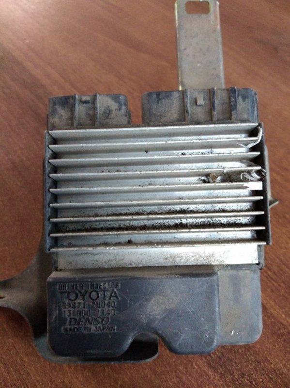 Блок управления топливным насосом Toyota Premio AZT240 1AZ-FSE 2003