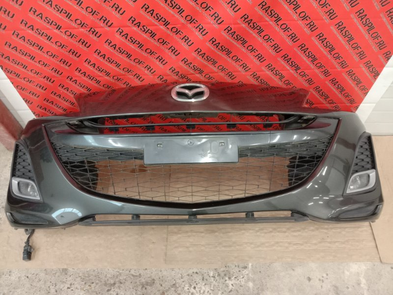 Бампер Mazda Axela BLEFW LF-VDS 2009 передний