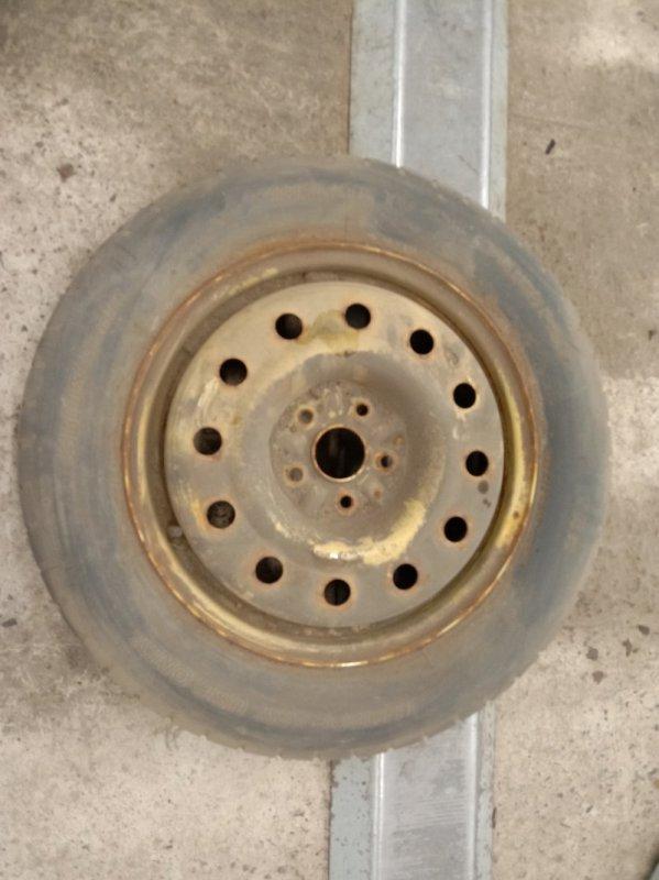 Запасное колесо Toyota Kluger MCU25 1MZ-FE 2003