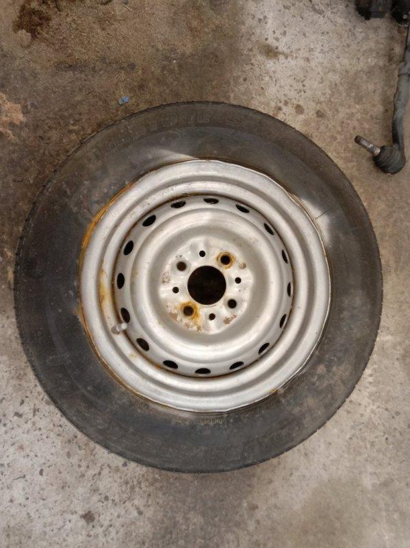 Запасное колесо Lada 2101