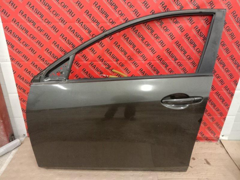 Дверь боковая Mazda Axela BLEFW LF-VDS 2009 передняя левая