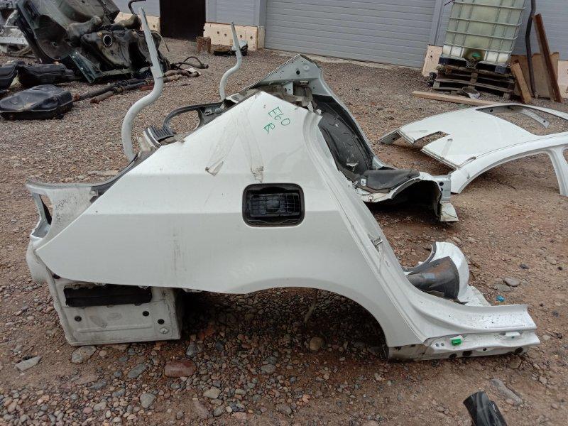 Крыло Bmw 5-Series E60 N52B25 2005 заднее правое