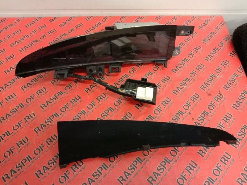 Комбинация приборов Mazda Axela BLEFW LF-VDS 2009