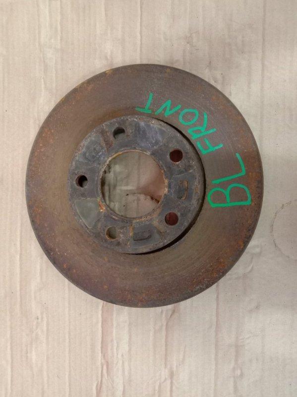 Диск тормозной Mazda Axela BLEFW LF-VDS 2009 передний