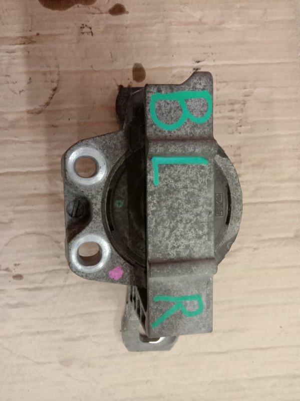 Подушка двигателя Mazda Axela BLEFW LF-VDS 2009 правая