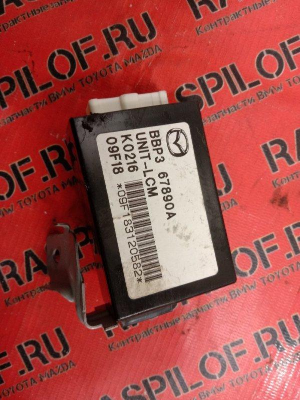 Блок управления светом Mazda Axela BLEFW LF-VDS 2009