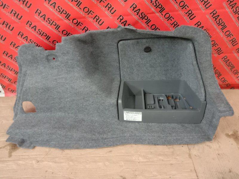 Обшивка багажника Bmw 3-Series E90 N46B20 2009 задняя правая
