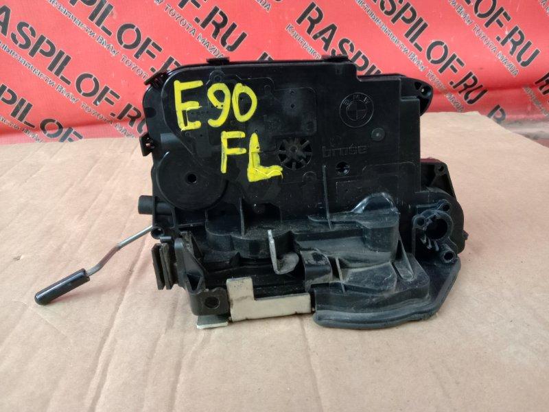Замок дверной Bmw 3-Series E90 N46B20 2009 передний левый