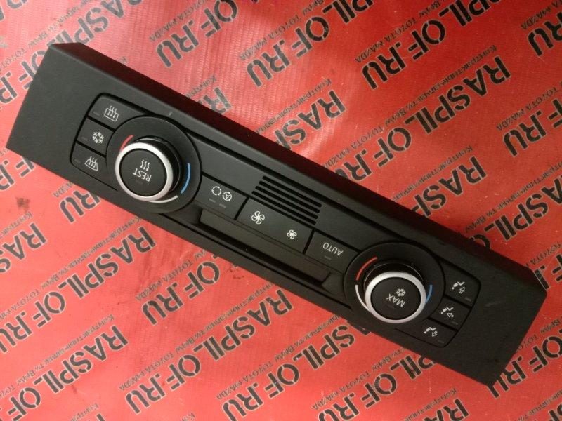 Блок управления климат-контролем Bmw 3-Series E90 N46B20 2009