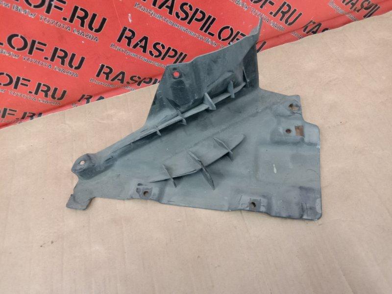 Пластиковая защита Bmw 3-Series E90 N46B20 2009 левая