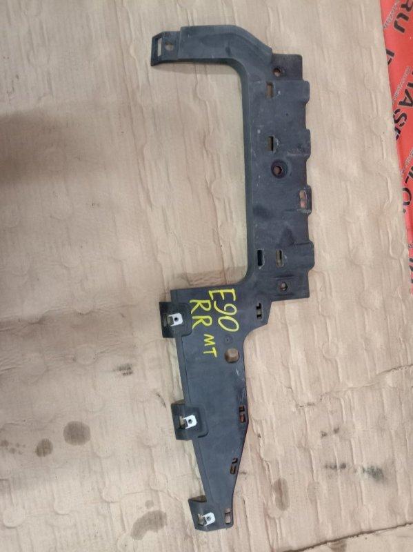 Защита бампера Bmw 3-Series E90 N46B20 2009 задняя