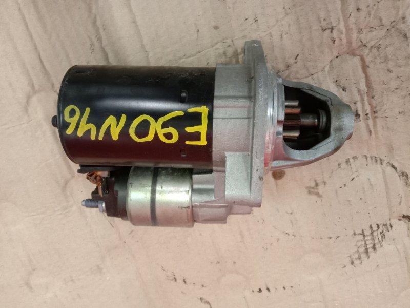 Стартер Bmw 3-Series E90 N46B20 2009