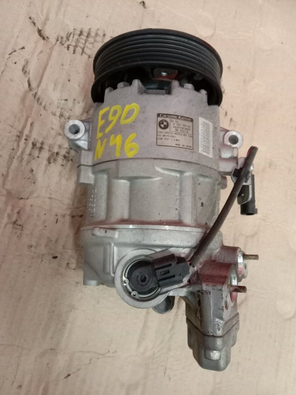 Компрессор кондиционера Bmw 3-Series E90 N46B20 2009