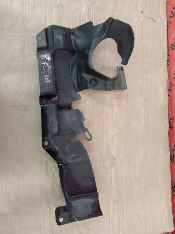 Пластиковая защита Bmw 3-Series E90 N46B20 2009 передняя левая
