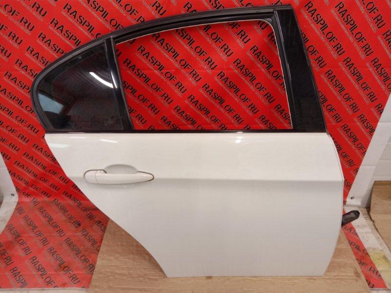 Дверь боковая Bmw 3-Series E90 N46B20 2009 задняя правая
