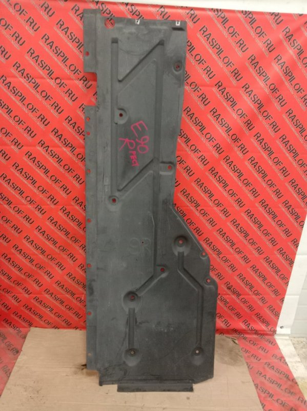 Пластиковая защита Bmw 3-Series E90 N46B20 2009 правая