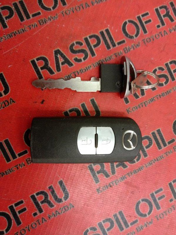 Ключ Mazda Axela BLEFW LF-VDS 2009