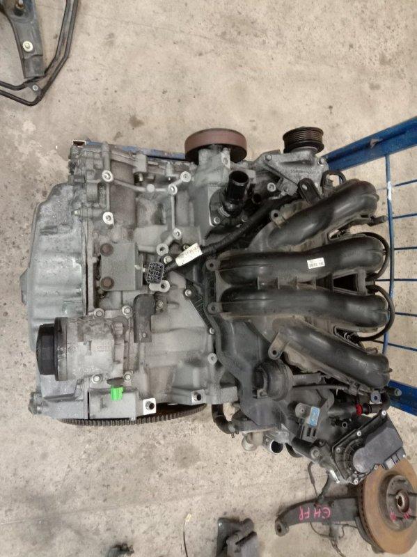 Двигатель Mazda Atenza GHEFP LF-VD 2010