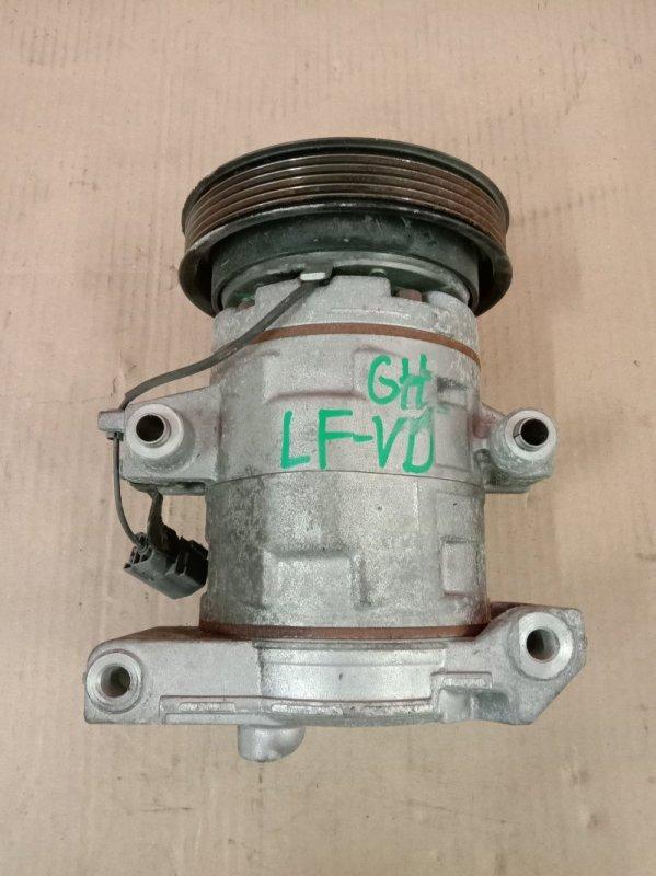 Компрессор кондиционера Mazda Atenza GHEFP LF-VD 2010