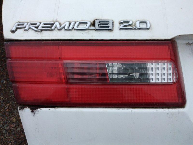 Фонарь стоп-сигнала Toyota Corona Premio ST215 3S-FE 2001 задний левый