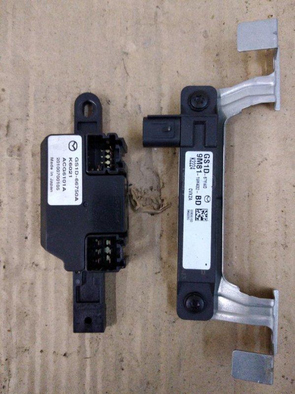 Датчик Mazda Atenza GHEFP LF-VD 2010