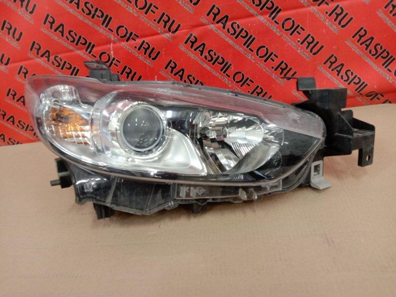 Фара Mazda Atenza GJ2FP SH-VPTS 2014 передняя правая