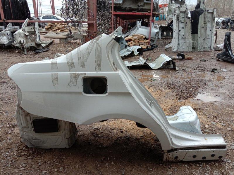 Крыло Bmw 3-Series E90 N46B20 2009 заднее правое