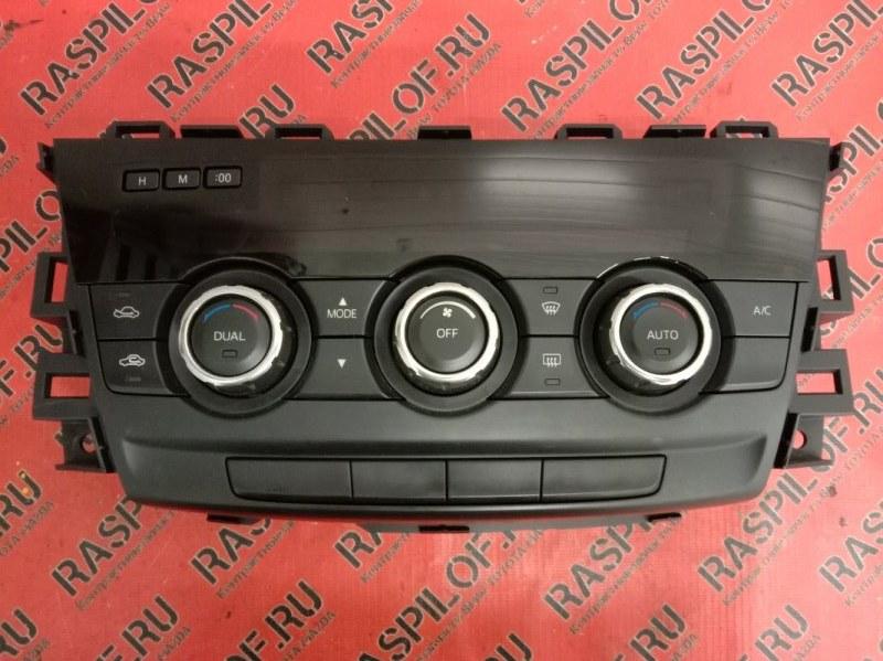 Блок управления климат-контролем Mazda Atenza GJ2FP SH-VPTS 2014