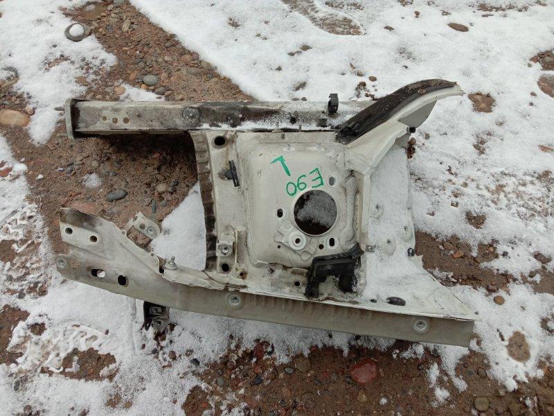 Лонжерон Bmw 3-Series E90 N46B20 2009 передний левый