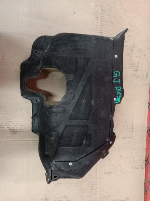 Защита двс Mazda Atenza GJ2FP SH-VPTS 2014