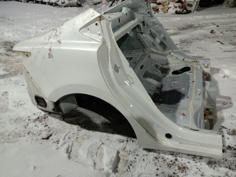 Крыло Mazda Atenza GJ2FP SH-VPTS 2014 заднее