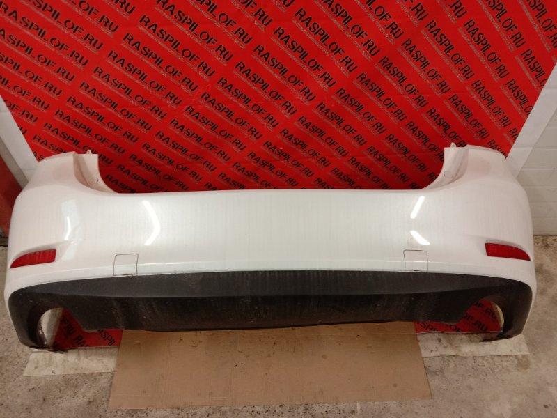Бампер Mazda Atenza GJ2FP SH-VPTR 2014 задний