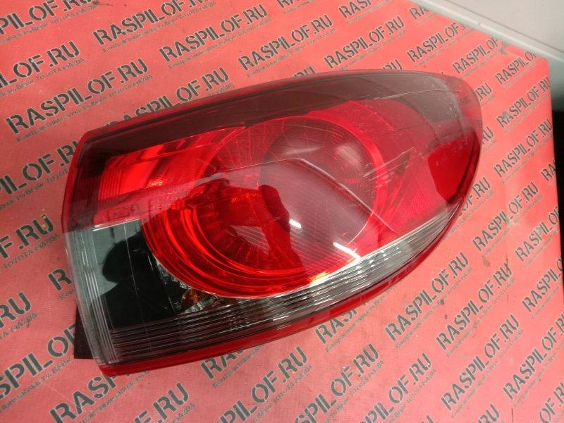 Фонарь стоп-сигнала Mazda Atenza GJ2FP SH-VPTR 2014 задний правый