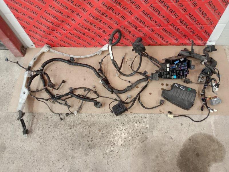 Блок реле и предохранителей Mazda Atenza GJ2FP SH-VPTR 2014