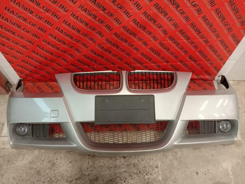 Бампер Bmw 3-Series E90 N46B20 2007 передний