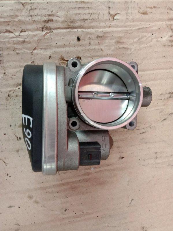 Заслонка дроссельная Bmw 3-Series E90 N46B20 2007