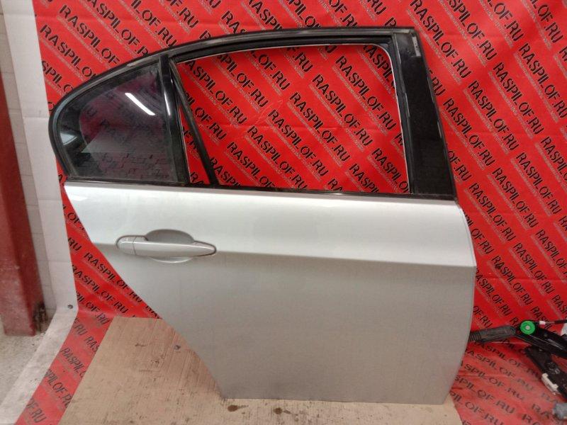 Дверь боковая Bmw 3-Series E90 N46B20 2007 задняя правая